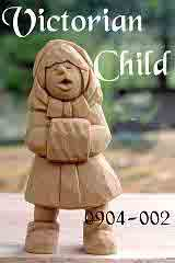 keepsake child carving