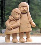 sisters keepsake carvings
