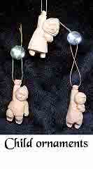 children ornaments